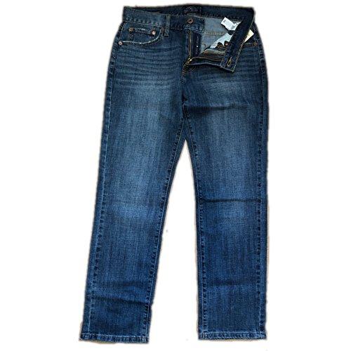 Original Straight-Leg Jean (Big Bend, 38 x 30) (All Brands Jeans)
