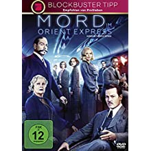 Mord im Orient Express [Alemania] [DVD]