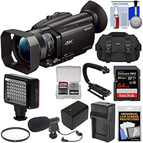 Sony Handycam FDR-AX700 4K HD Video Camera...