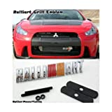 High performance parts 3D Ralliart Grill Grille