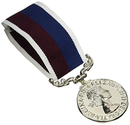 Royal Air Force Long Service And Good Conduct Medal Full Size Military Award Copy for RAF & Army (Service Medal Long)