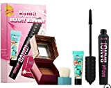 BENEFIT COSMETICS BANG! Beauty Blowout Set: Full Size BADgal BANG! Volumizing Mascara, Hoola Matte Bronzer Mini, The POREfessional Face Primer Fun-Size