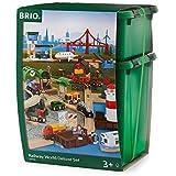Brio Railway World Deluxe Set by Brio