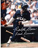 Ralph Garr Autographed Photograph - ROAD RUNNER 8x10 - Autographed MLB Photos