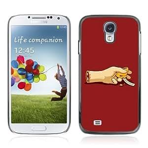 YOYOSHOP [Funny Zombie Foortune Cookie] Samsung Galaxy S4 Case