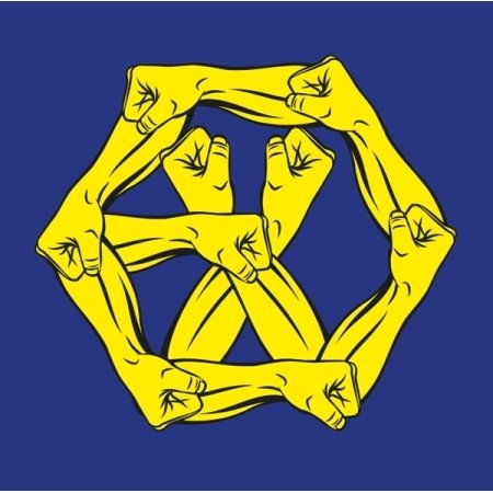 EXO [THE WAR:THE POWER OF MUSIC] 4th Repackage Album KOREAN Random Ver CD+Graphic Novel Comics(10 of 1)+Character Card+Double Card+Group Photo Card+Manual+Tracking Number K-POP SEALED