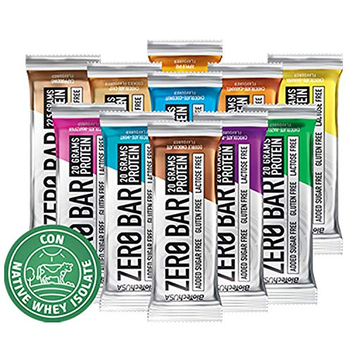 Biotech USA ZERO Bar MIX BOX 24 x 50g