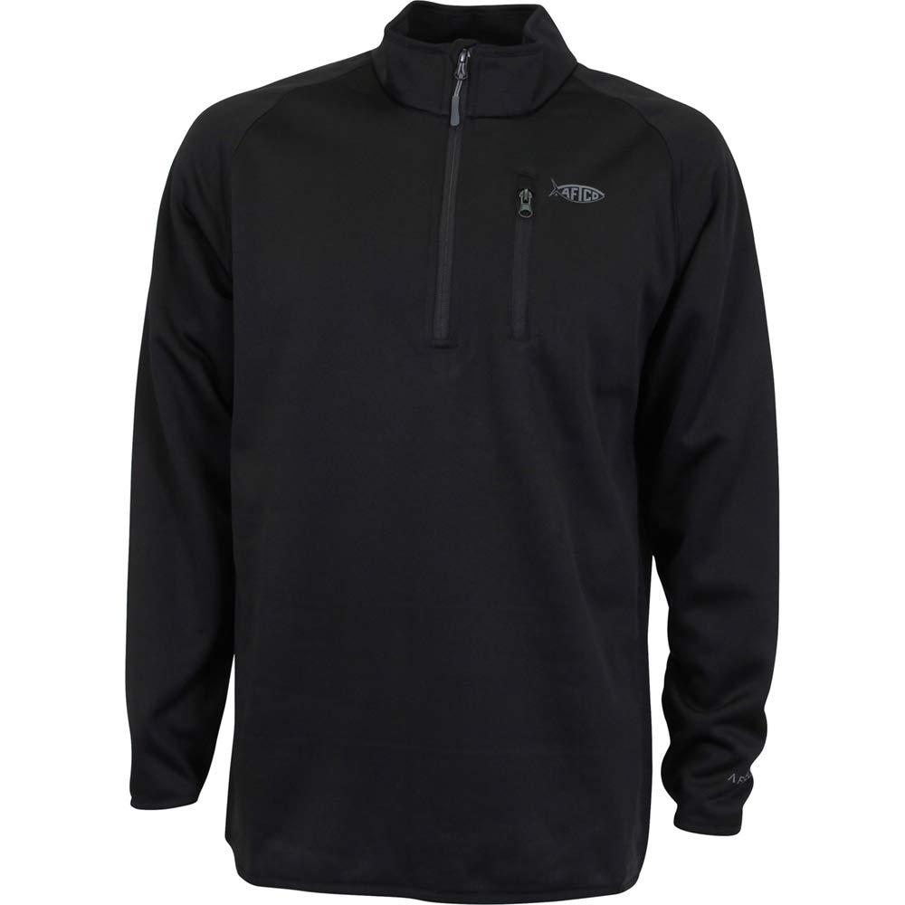 Aftco Mens Vista Performance 1//4 Zip Sweater