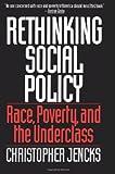 Rethinking Social Policy, Christopher Jencks, 0060975342