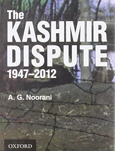 The Kashmir Dispute, 1947-2012