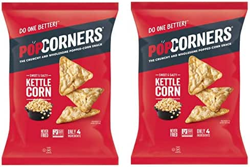 Tortilla & Corn Chips: PopCorners