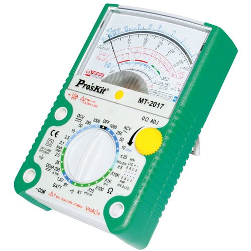 Pro'sKit MT-2017 Analog Meter Eclipse Tools