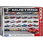 Eurographics Puzzle 1000 Pezzi Ford Mustang Evolution 50th Anniversary Ls