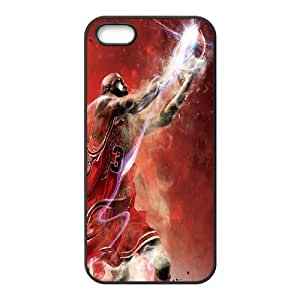Jordan for iPhone 5,5S Phone Case 8SS459751