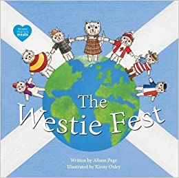 The Westie Fest: Corrie's Capers: Amazon.co.uk: Alison Page ...