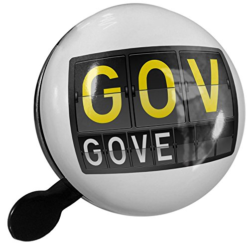 Small Bike Bell GOV Airport Code for Gove - NEONBLOND
