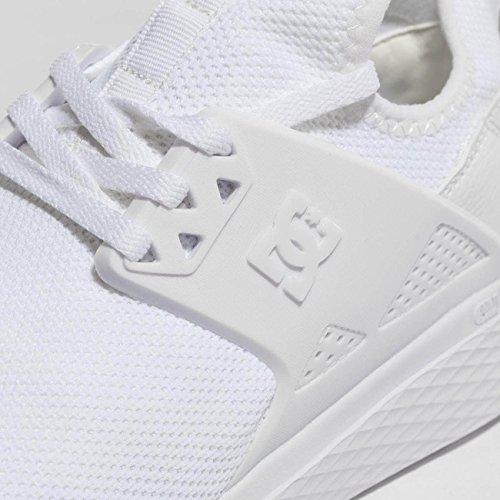 Dc Shoes Meridian M Shoe Wht White 46 Eu 12 Us 11 Uk