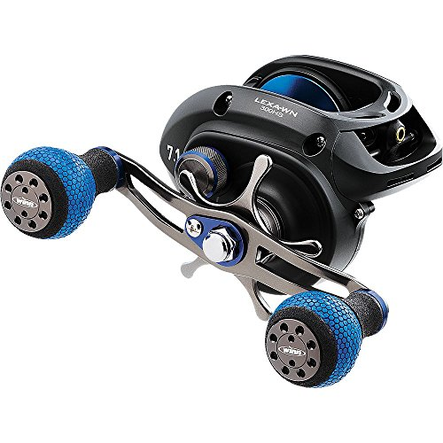 Daiwa LEXA-WN300HS-P Lexa Type WN Casting Reel, 300, 7.1: Gear Ratio, 32.40″ Retrieve Rate, 22 lb Max Drag, Right Hand, Clam Review