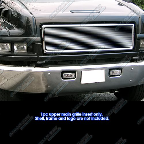 APS 2003-2009 GMC Topkick C5500/C4500/C6500/C7500 Commercial Truck Billet Grille #N19-A46756G