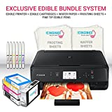 Best Edible Printers - Icinginks Edible Printer Art Package - Comes With Review