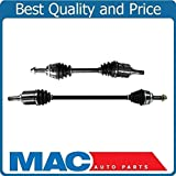 Pontiac Vibe Axles & Components - New Front Axles for Toyota Matrix 03-08 Front Wheel Drive Automatic Transmission