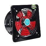 10Inch 220V 100W Booster Fan Extractor Dryer Vent Ventilator Blower Fan Ventilation Fan