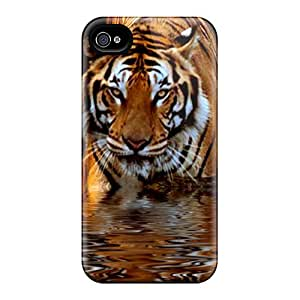For LyleSelkirk Iphone Protective Cases, High Quality For Iphone 6 Tiger Skin Cases Covers