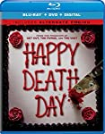 Cover Image for 'Happy Death Day [Blu-ray + DVD + Digital]'