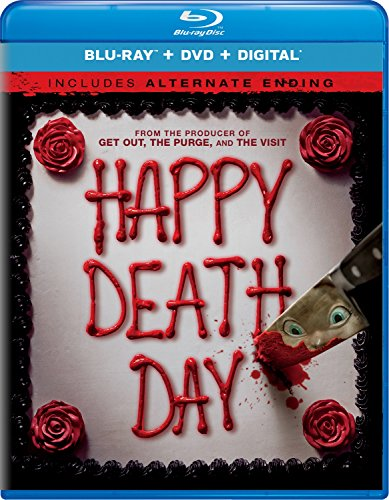 (Happy Death Day [Blu-ray])