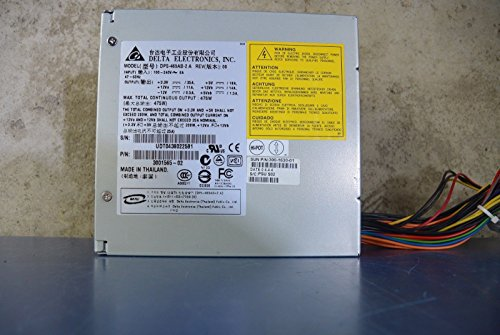 Generic Brand for Sun 475-Watts Power Supply for Blade 2500 Mfr P/N 300-1630-01 ()