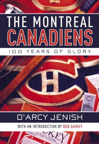 National BestsellerThe definitive history of the Montreal Canadiens – to coincide with their Centenary in 2009.Before there were slapshots, Foster Hewitt, or even an NHL, there were the Canadiens. Founded on December 4, 1909, the team won its first S...