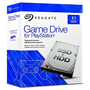 Seagate Game Drive for PlayStation 1TB (STBD1000101)