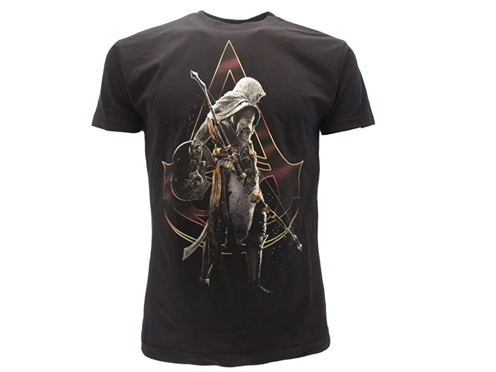 T-Shirt Camiseta BAYEK tamaño M (MEDIUM) de Assassin's Creed Origins - 100% Oficial y Original