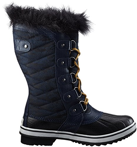 SOREL Women's 10.25 in. Tofino II Waterproof Boots, Collegiate Navy/Glare Blue 9 by SOREL (Image #6)