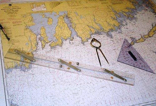 - NOAA Nautical Training Chart 1210tr