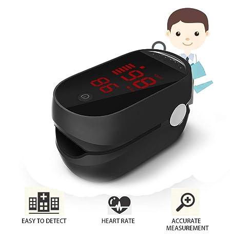 CX TECH Saturación de oxígeno en la Sangre Monitor de ...