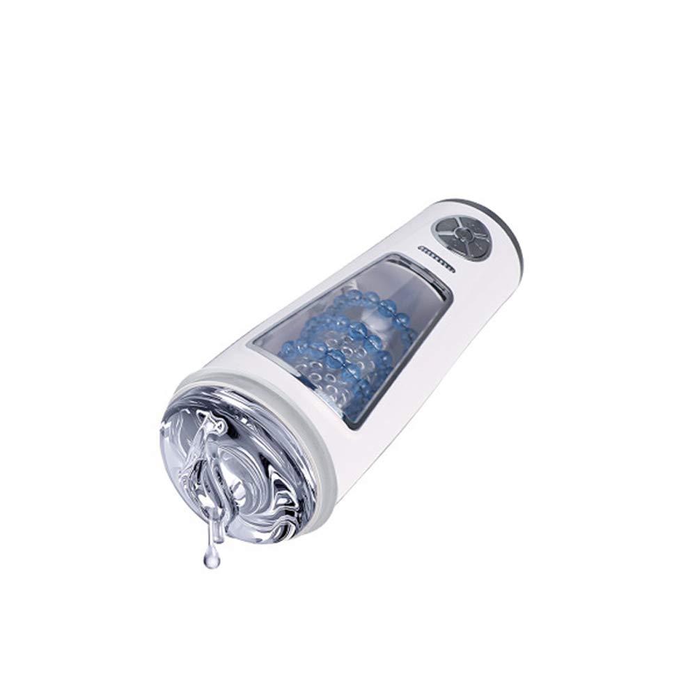 LAFSW 10-Gang 10-Fach elektrischer Impuls Automatik männlich starker Becher