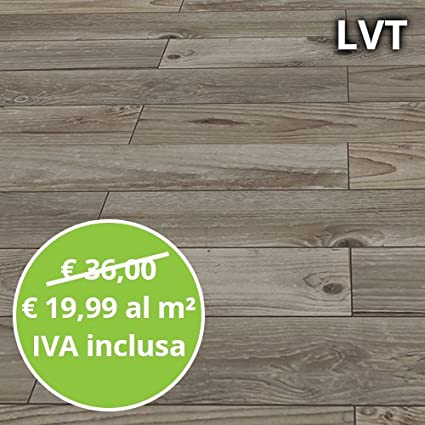 Pavimento Vinilico Ad Incastro Rovere Arizona Confezione Da 230 Mq