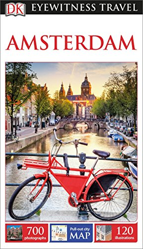 DK Eyewitness Travel Guide Amsterdam (Top 10 Best Places To Visit In California)