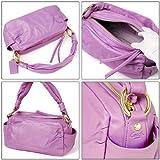 Coach 230 Parker Leather Zip Shoulder Bag Style 13442