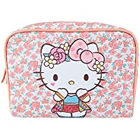 Nécessaire Pu Hello Kitty Rose Lace Urban Rosa