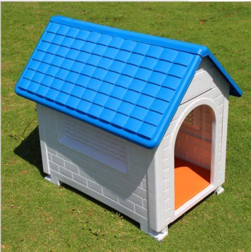 bluee FidgetFidget Durable Dog House KENENL Large bluee RED bluee