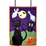 Premier 52616 Light and Voice-Controlled Flag, Boo, 28 by 40-Inch