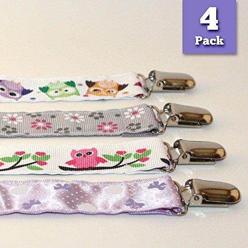 Sanda Lea Pacifier Clip Pack product image