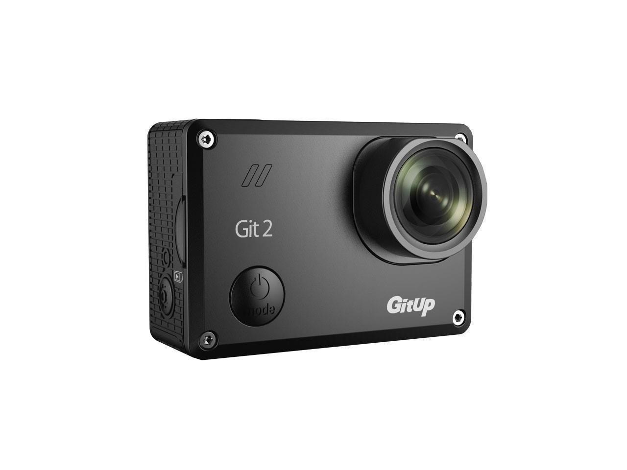 SILE GitUp Git2 2 K 30fps Novatek 96660 1080P 60fps Full HD WiFi cámara al aire libre impermeable Apoyo G-Sensor (only cámara)