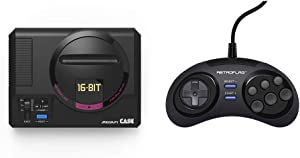 Leslaur Retroflag MEGAPi Wired Game Controller USB for Raspberry Pi 3 B+ (B Plus)