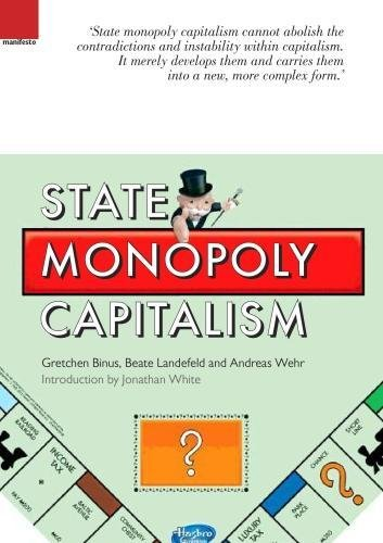 State Monopoly Capitalism: Amazon.es: Binus Landefeld Wehr: Libros en idiomas extranjeros