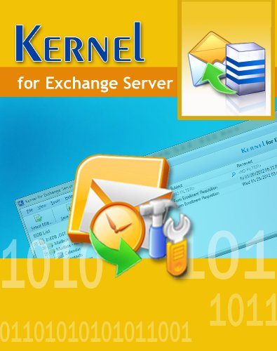 Kernel For Exchange Server Recovery [Download] by Kernel Recovery Tools