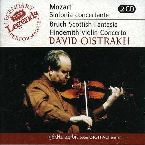 Vuestra versión preferida de la Sinfonia Concertante de Mozart ? 514Id4donKL