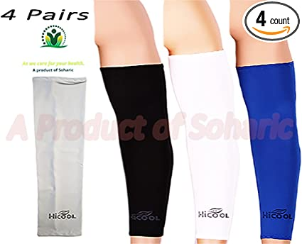 New Outdoor Arm Sleeves Cover UV Block Sun Protection For Sports Bicycle Riding